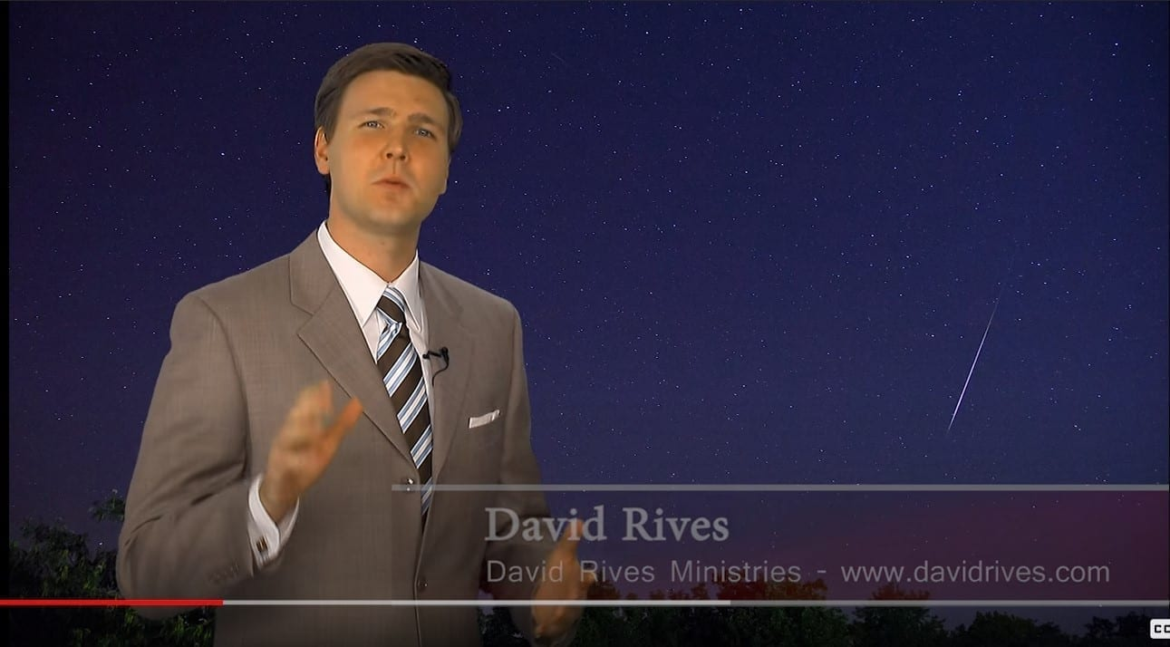 Meteors David Rives YouTube still