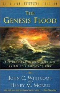 Creation Club, Genesis Flood book cover_Morris_Whitcomb