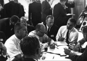 no evolutionist engineers on apollo lunar missions nasa planners cs4k
