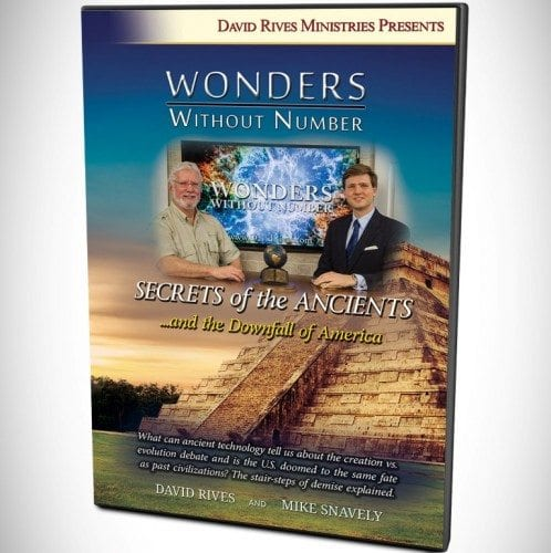 WWN drm mike snavely secrets of the ancients dvd