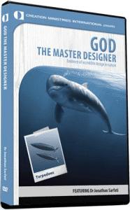 god the master designer jonathan sarfati dvd