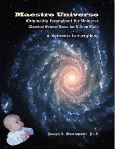 originality throughout the universe joseph mastropaolo book