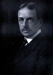 Henry Fairfield Osborn in 1919
