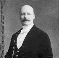 Charles Dawson, perpetrator of the Piltdown Man hoax