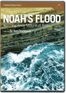 noahs flood washing away millions of years dvd