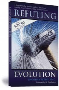 refuting evolution book sarfati