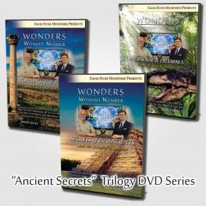 ancient secrets trilogy dvd set drm mike snavely