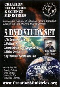 russ miller 5 dvd set