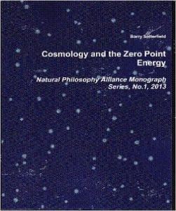 Cosmology and the Zero Point Energy by Barry Setterfield