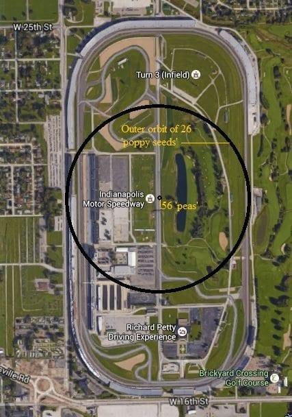 Indy Speedway Google Edit
