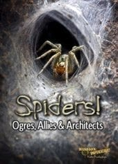 Spiders DVD cover: Mike Snavely