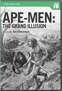 apemen the grand illusion terry mortensen dvd
