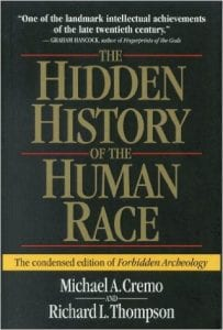 Creation Club Hidden History of the Human Race book image Michael CRemo