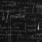 Blackboard covered in equations: ID 18012769 © Nomadsoul1 | Dreamstime.com