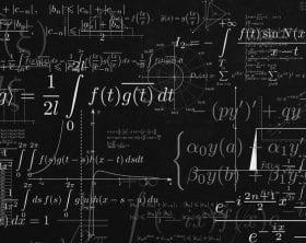 Blackboard covered in equations: ID 18012769 © Nomadsoul1 | Dreamstime.com