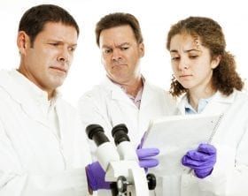 Skeptical Scientists, photo credit: ID 14650030 © Lisa F. Young | Dreamstime.com