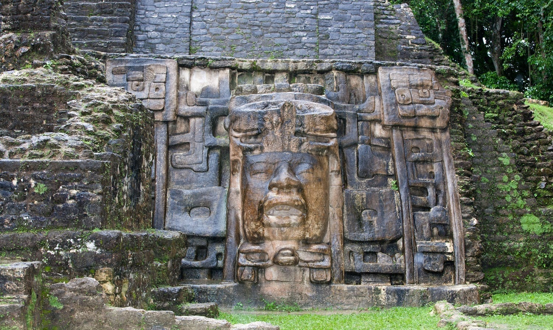 Ancient Mayan Temple Lamanai Belize, photo credit: ID 41946277 © Tamifreed | Dreamstime.com