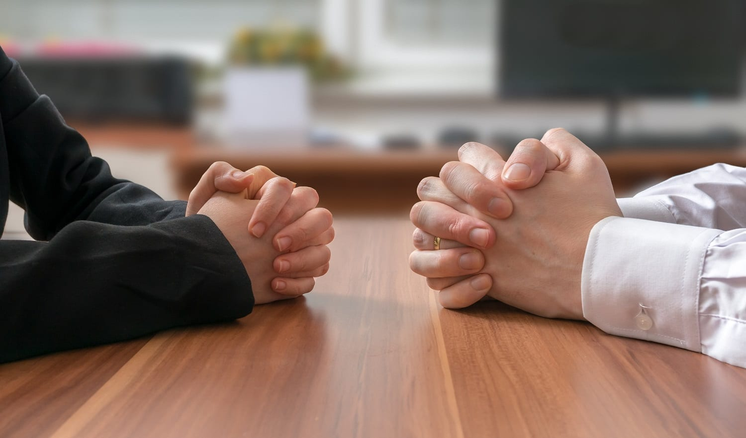 hands of people meeting across the table: ID 66132007 © Vchalup | Dreamstime.com
