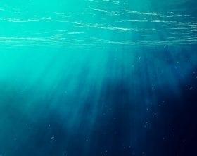 Light rays underwater: ID 74682093 © Rostislav Zatonskiy | Dreamstime.com