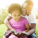 Dad reading to his daughter: ID 84525764 © Sarayuth Punnasuriyaporn | Dreamstime.com