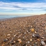 Italian beach littered with seashells: ID 123673602 © Natalia Sokko | Dreamstime.com