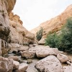 Ein Gedi Canyon Israel: photo credit: Rob Bye