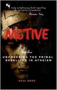 Motive by Paul Ross book cover