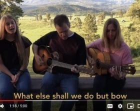 The Skies Proclaim YouTube still