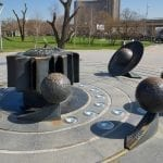 Model of the Solar System, Moscow, Russia: ID 115571149 © Elena Koromyslova | Dreamstime.com