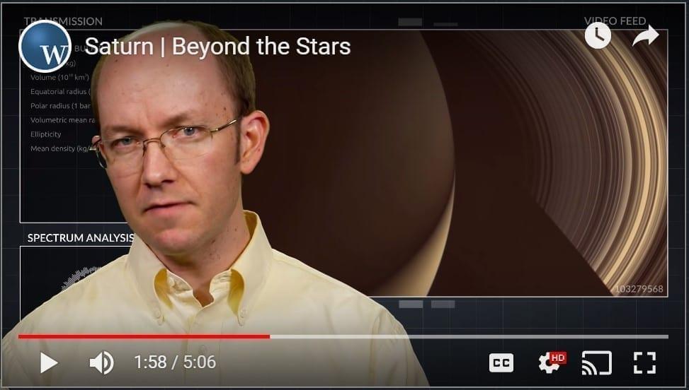 Saturn YouTube still WVBS