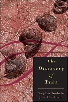 Book Cover of The Discovery of Time