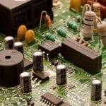 Vintage circuit board: ID 1900477 © Junda | Dreamstime.com