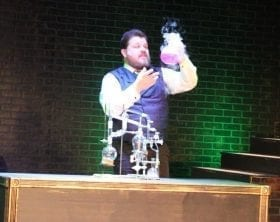 Dr. Jekyll stage photo