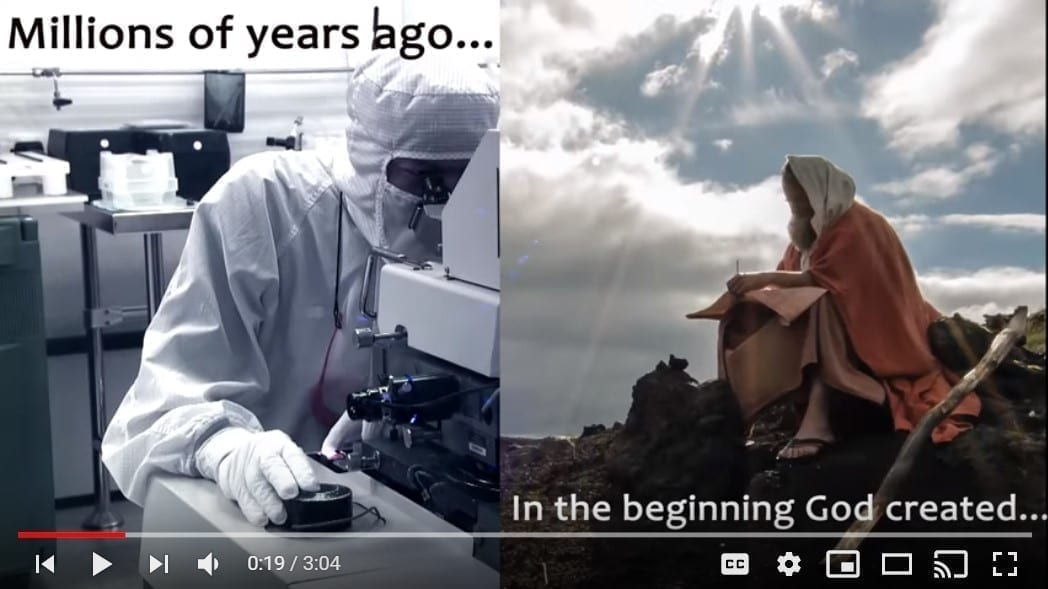 Genesis Apologetics Radiometric YouTube still