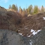 Clay pit in Bavaria where the fossils were discovered, photo credit: Ordercrazy