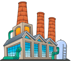 Factory clipart, photo credit: kisspng