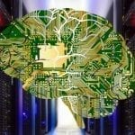 Supercomputer with brain-as-motherboard overlay,