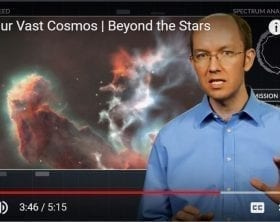 Vast Cosmos YouTube still