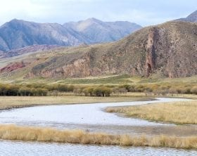 Landscape in Xiahe district, Tibet: ID 27258583 © Jinfeng Zhang   Dreamstime.com