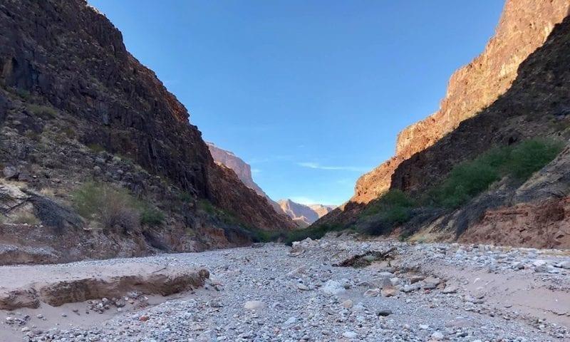 Separation Canyon looking north, photo credit: Canyon Ministries