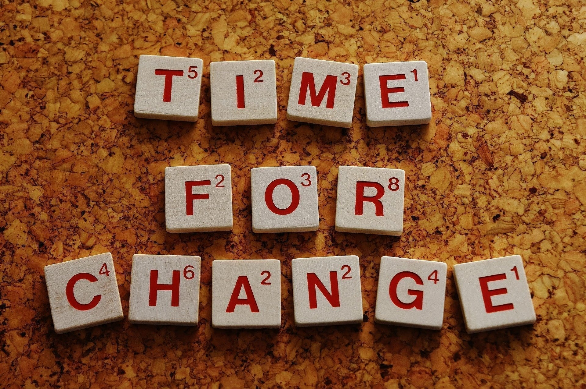 But real, fundamental change