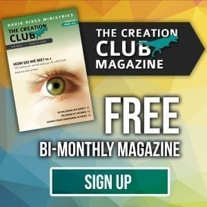 Sign Up for FREE Creation Club Magazine