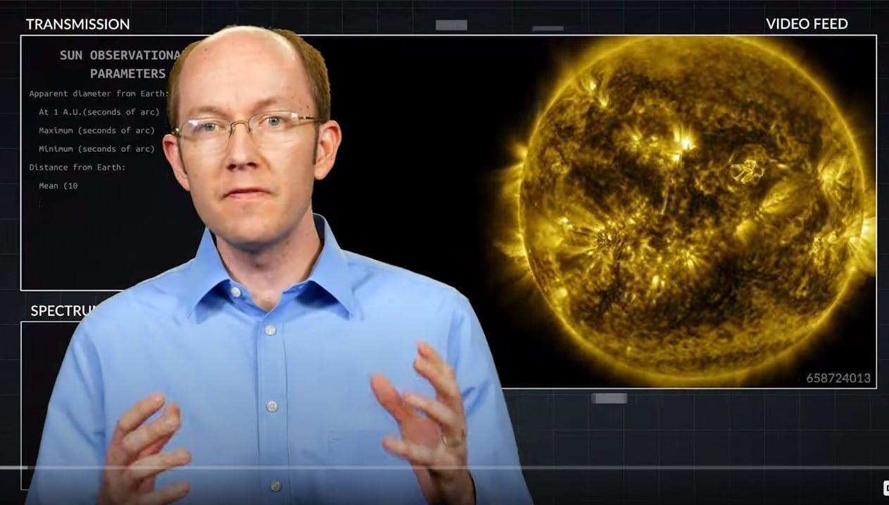 Beyond the Stars, The Sun YouTube still
