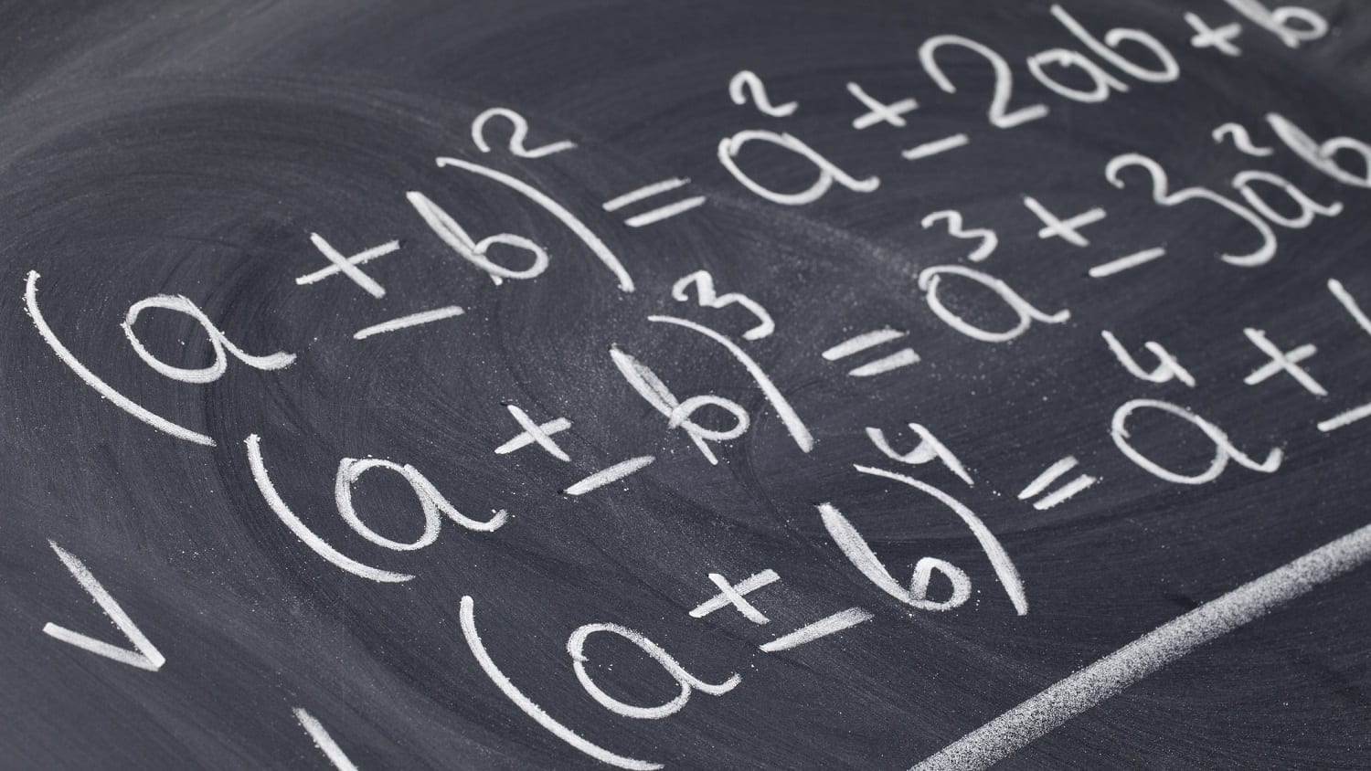 Algebraic equations on a blackboard: Photo 20838970 © Marek Uliasz | Dreamstime.com