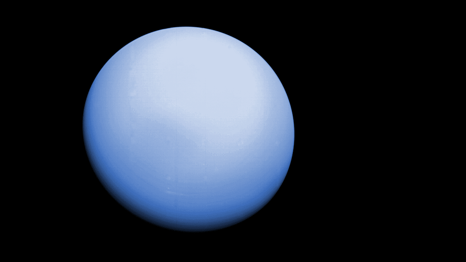 Uranus, or the Earth covered in unbroken water