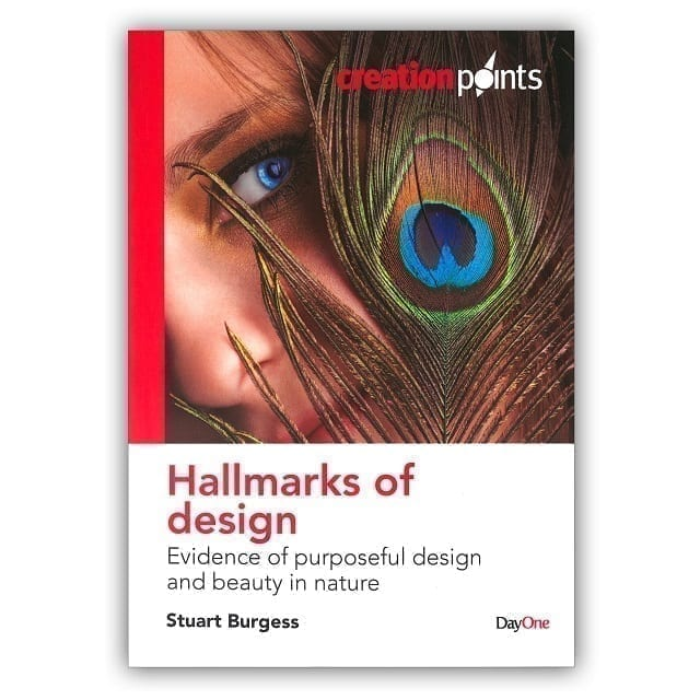 Hallmarks of design book cover