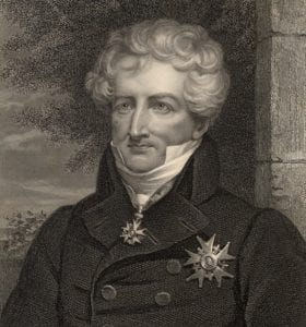 Georges Cuvier engraving